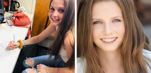Brooke, Barbizon Chique grad, signed with Stein Management, NY1