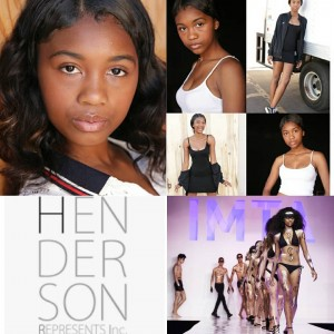 Brooke Wilkerson, Barbizon Socal grad, signed with HRi Talent Agency