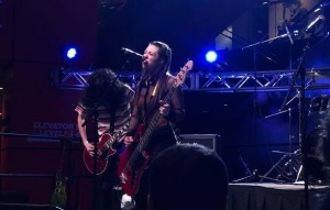 Catie Abbate, Barbizon PA graduate, competed in the Rock & Roll Hall of Fame 2019 Tri-C High School Rock Off with her rock band Excuse the Interruption