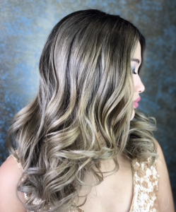 Charity Corman, Barbizon Southwest grad, modeled for Joico