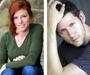 Chris and Shannon, Barbizon St. Louis grads, were selected to shoot a commercial for a t-shirt company