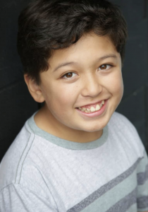 Christien Coulter, Barbizon Socal alum, signed with HRi Talent Agency