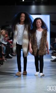 Daisie Newton, Barbizon Southwest model, walked for Beauty Underground Kids at Denver Fashion Week