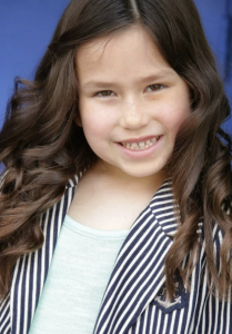 Danielle Dobens signed with MMG Models and Talent Agency in their youth division