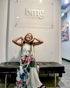 Delaney Belle Torres, Barbizon Socal alum, signed with BMG Models and Talent Agency