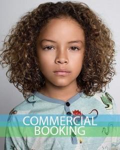Dorian Davis, Barbizon Socal graduate, booked a commercial for Nike