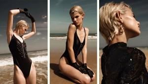 Eleanor Schmit, Barbizon Pensacola alum, shot the editorial Gone Girl for Elegant Magazine
