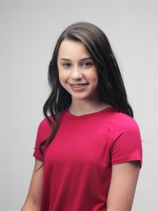 Ella Jones, Barbizon Kansas City graduate signed with TANDM Talent Management