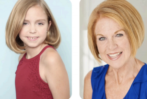 Ella Smith, Barbizon of Orlando alum, booked a role on a medical industrial