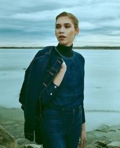 Ellie Craine, Barbizon Southwest graduate, will be walking in 3 nights of Denver Fashion Week Rachel Marie Hurst, Garbarini, and Beauty Underground Magazine