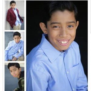 Enog Vargas, Barbizon Socal graduate, signed with UPMT Talent Agency