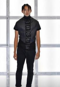 Eric Rong, Barbizon Manhattan grad, walked New York Fashion Week