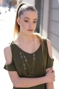 "Erin Schwaninger, Barbizon Southwest alum, booked the role of ""Jess"" in the CU web series Desert Flower"