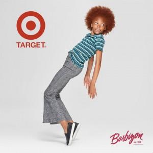 Fatoumata, Barbizon TV alum, booked an ad for Target