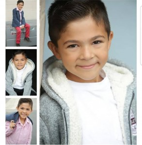 Gael Trujillo signed with Youth Talent Connection Talent Agency