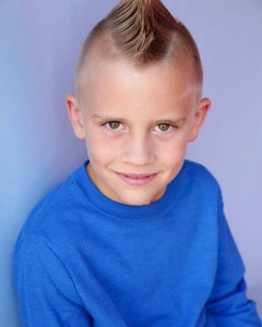 Gavin Hansen, Barbizon Socal alum, signed with Littman Kis Talent Group