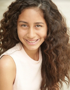 Gisselle Vargas signed with Talent Hunters Agency for commercials, TV and film