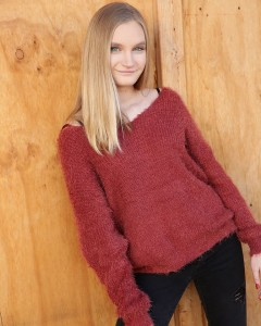 Gracie Shetterly signed with MPM Models and Talent Agency