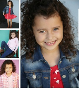 Isabella Richert, Barbizon Socal grad, signed with The Bella Agency - Los Angeles