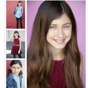 Isabella Richert and Reese Adams, Barbizon Socal grads, signed with The Bella Agency - Los Angeles