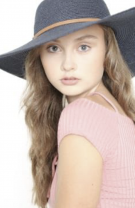 Isabelle Przybylski, Barbizon of Minneapolis alum, signed with Actor's Choice Talent Agency