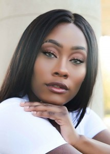 Jachelle Perry, Barbizon of New Orleans alum, booked a runway modeling job at the Couture at the Mansion fashion show