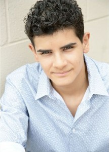 Jake Montiero, Barbizon Socal alum, signed with The Firm LA Models & Talent Agency