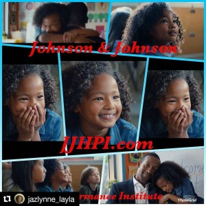 Jazlynne Layla, Barbizon Socal grad, is in a new web commercial for JJHPI.com