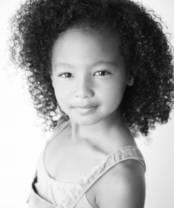 Jazlynne Williams, Barbizon Socal grad, signed with Mavrick Artists Agency Los Angeles