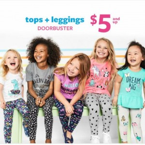 Jazlynne Williams booked a print campaign for Carter's girls clothing line