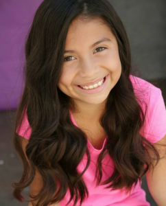 Jessica Munoz, Barbizon Socal grad, booked a commercial for Excel Energy. She is signed with ABA Talent Agency Kids Division for commercials and print