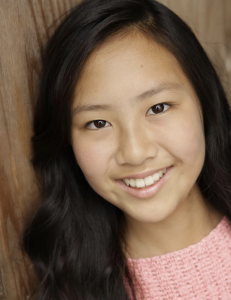 Jessica Wang, Barbizon Socal alum, signed with Rage Models and Talent Agency