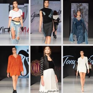 Jordan Polocek, Barbizon of Dallas grad, walked in six fashion shows at New York Fashion Week