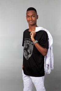 Body Shot of Joshua Bryant