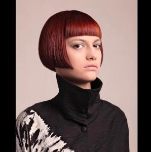 Joyce G., Barbizon Southwest grad, was selected to walk in three nights of Denver Fashion Week Spring 2018 for Nuorikko, Group 3 and Redken