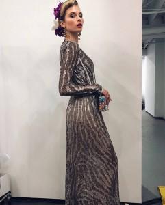 Julia Willetts, Barbizon alum, walked in Dolce & Gabbana Fashion Show at the Miami Design District Boutique
