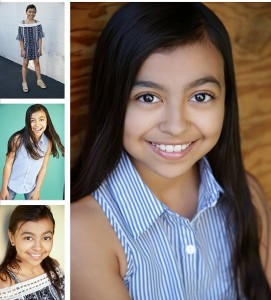 Karla Estrada, Barbizon Socal graduate, signed with Rage Models and Talent Agency