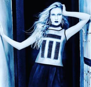 Kay, Barbizon Chique alum, is traveling to Milan to model