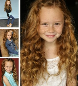 Kylie Vance, Barbizon Socal grad, signed with Mavrick Artists Agency