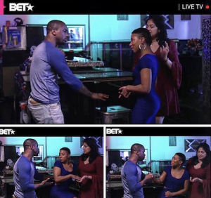 Lance, Barbizon of Manhattan alum, was on the BET TV show Situationships