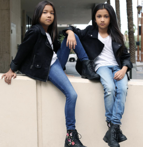 Leela and Siri H., Barbizon Southwest alum, have both signed with FORD:Robert Black Agency