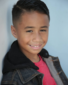 Madden Leasau, Barizon Socal grad, signed with UPMT Talent Agency for TV, film, commercials and print