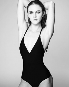 Margo Kessler, Barbizon alum, signed with Ursula Wiedmann Models