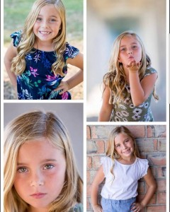 Marlee Leitao, Barbizon Socal alum, signed with Littman Talent - Kids & Teens and Pure Talend Management