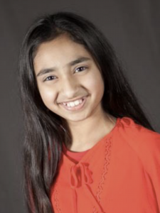 Maryam Ali, Barbizon of Lexington alum, signed with Katalyst Talent Agency and booked a commercial for Goldstar Chili