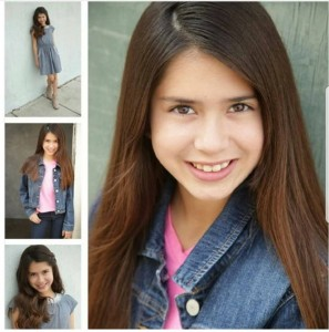 Mia Chitica, Barbizon Socal grad, booked a campaign for Telecom. She is signed with DDO Talent Agency
