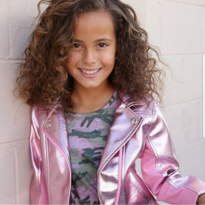 Mikayla Morales, Barbizon Socal grad, signed with Starlight Talent Agency