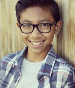 Nathan Matulessya, Barbizon Socal alum, booked a role in a short film