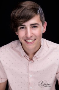 Nathaniel, Barbizon of St. Louis grad, was selected by St. Louis Photo Authority for a photo shoot