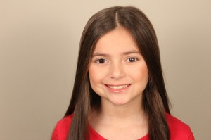 Nicole, Barbizon TV alum, plays the recurring character and voice of Freda in the PBS Kids Show Pinkalicious